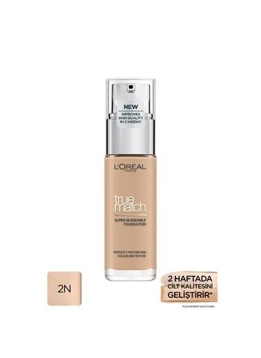 L'Oréal Paris Fondoten Kahve